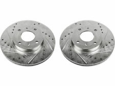 For 1999-2002 Infiniti G20 Brake Rotor Set Front Power Stop 78627SH 2000 2001