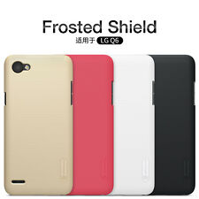 For LG Q6 Case Original NILLKIN Scrub Shield Case Cover For LG Q6