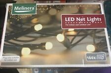 Led net lights 160 energy saving led lights