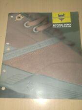 catalog vintage skateboard world industries spring 2003 .E