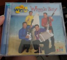 The Wiggles - Wiggle Bay  -  MUSIC CD - FREE POST