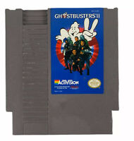 Ghostbusters II 2 NES Nintendo Original Classic Authentic Game TESTED- Cart Only