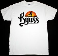 KYUSS BLACK WIDOW STONER ROCK QUEENS OF THE STONE AGE CLUTCH NEW WHITE T-SHIRT