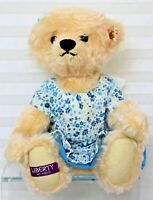"Steiff UK Ireland Asia LE 846/1500 TEDDY BEAR ISABEL 10"" 677717 RETIRED(2013)"