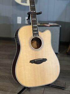 Framus FD-28 SR VSNT CE, Acoustic Electric Guitar #664 W/ Free Shipping