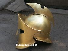 Medieval 300 Spartan Leonidas Helmet Knight King Armor Larp reenactment