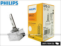 New! Philips HID Standard OEM D1S 4300K 85415C1 Bulb w/ COA label | Pack of 1