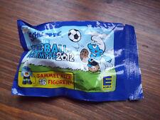 EDEKA Schlumpf OVP Fussballschlümpfe 2012 Sammeln