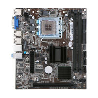 Motherboard For Intel G41 Chipset SATA Port Socket LGA771/775 DDR3 8GB Mainboard