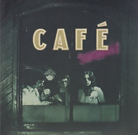 CAFE SOCIETY-S/T-IMPORT MINI LP CD WITH JAPAN OBI Ltd/Ed G09