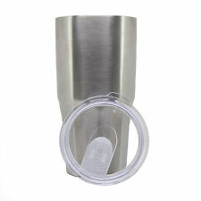 Insulated Stainless Steel 30 oz. Travel Beverage Tumbler Coffee Thermos Mug Cup
