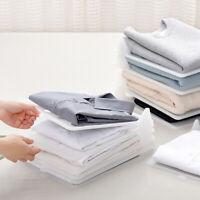 GI- Magic T-Shirt Clothes Loafer Folder Fast Organizer Folding Board Child