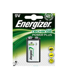 PILE ACCU ENERGIZER CHARGEABLE 9V 175mAh Ni-Mh 6F22 6LR6 BATTERY BATTERIE
