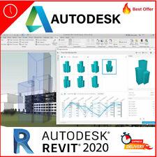 AUTODESK REVIT 2020 Full Version Lifetime Licence Fast Delivery