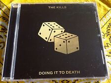 THE KILLS - DOING IT TO DEATH unplayed one Track DJ CD + MAGNET ALT MUSIC MAG