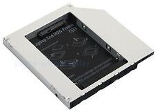 2nd disco duro HDD SSD Funda Caddy Adaptador para Acer Aspire 5520 5520G 5720