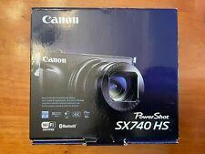 Canon PowerShot SX740 HS Digital Camera  -  New
