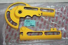 COPRIDISCO COPRICANNA ORIGINALE MALAGUTI F10  F 10 GIALLO LUCIDO 1991>1995