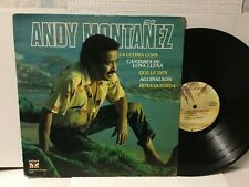 "LP ANDY MONTANEZ ""LA ULTIMA COPA"" / ONLY $19.99 FREE SHIPPING"