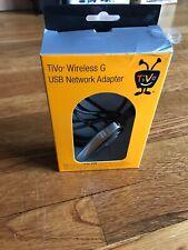 TiVo AG0100 Wireless G USB Network Adapter for TiVo Series 2 & 3 DVRs AGO100