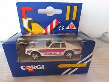 Vintage Corgi Army Jeep in the original box