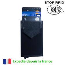Porte carte de crédit - Anti piratage, Anti RFID