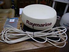 M92650-S Raymarine 2 kw 18' Dome radar