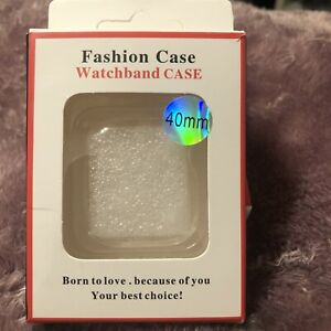 Watch Band Case 40 mm Clear Color