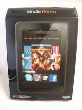 Amazon Kindle Fire HD 8.9 (2nd Generation) 16GB, Wi-Fi, 8.9in - Black