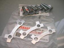 3x YAMAHA Lock Washer 6x Bolt/Screw Brake Disc Rotor Mounting xj550 xj650 xj900