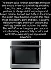 """New NIB Samsung Steam WiFi True Dual Convection 30"""" Stainless Electric Wall Oven photo"""
