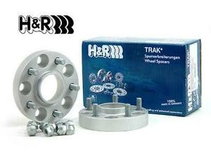 H&R 20mm Hubcentric To Fit Wheel Spacers Lexus GS300 GS400 IS200 IS300 IS220d