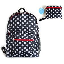 CLOSEOUT SALES 50 PIECE LOT Portable Foldable, Travel nylon foldable backpack
