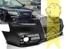 Frontstoßstange für Audi A4 B7 8E auch für S4 und S-Line Sportgrill chrom