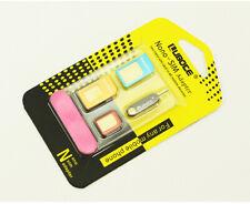 LUBOCE SIM Card Adapter 5-in-1 Nano & Micro SIM Card Adapter Kit Converter