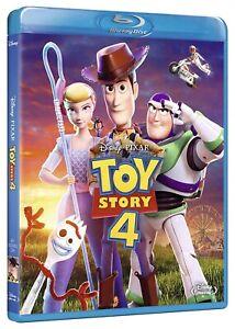 Blu Ray Toy Story 4 Disney Pixar NUOVO Gd54