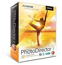 CyberLink PhotoDirector 7 Ultra PC and Mac
