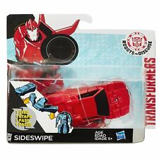 Hasbro Transformers Robots in Disguise One-Step Changers Figure - Sideswipe