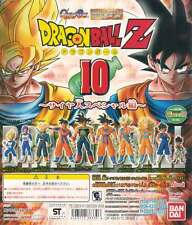 Bandai Dragonball Dragon ball Z HG Gashapon Figure Part 10 Full Set of 10