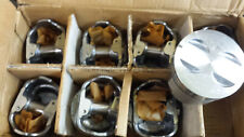 290 302 FORD HYPEREUTECTIC PISTONS .030 OVER SET OF 8