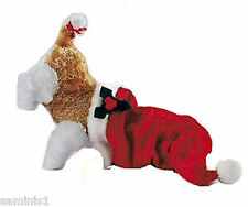 """NEW~NOVELTY TALKING """"DOG IN A CHRISTMAS HAT"""" WHERE'S MY PRESENT? SANTA FORGOT!"""