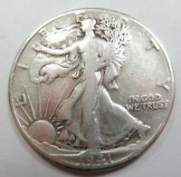 1941 Walking Liberty Half Dollar 300C8