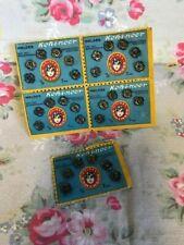 Vintage Cards Koh - i noor  Snap Fasteners / Press Studs
