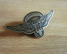Brand new PPG Paramotor Pilot, parapovered paraglide badges pins for sale!