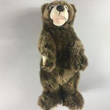 "Vancouver Aquarium Plush Bear Large 16"" Stuffed Standing Canada Canadian Animal"