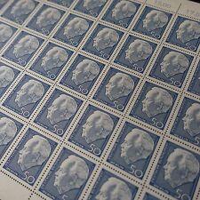 feuille sheet Bogen Deutschland berlin Nr.290 x50 1967 neuf luxe mnh