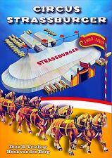 Circus Strassburger 1892-1963  (Book,Buch,Livre)