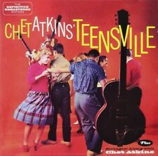 Chet Atkins - Teensville + Stringin' Along with Chet Atkins [New CD] Spain - Imp