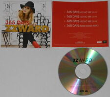 ZZ Ward  365 Days  U.S. promo cd  hard-to-find. 004412