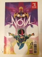 Nova Volume 7 #1 Marvel Comics (2017) VF/NM Ramon Perez 1st Printing